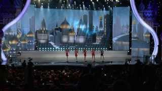 Resumen de la preliminar del Miss Universo 2013 según Osvaldo Inbanchi