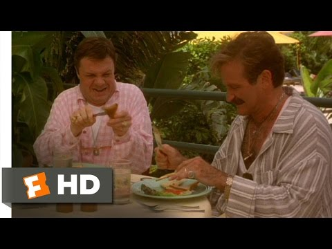 The Birdcage (3/10) Movie CLIP - Act Like...
