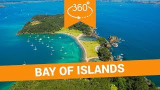 Things to Do in the Bay of Islands in 360 - New Zealand VR