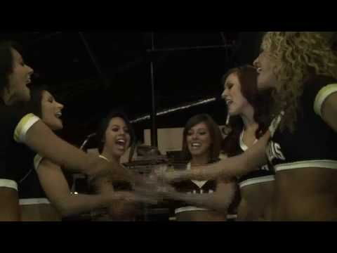 Dallas Stars Ice Girls  video produced by DFW Reporting