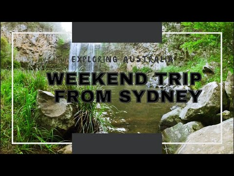 Weekend Gateway From Sydney   Exploring Australia   Visit NSW