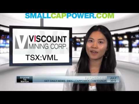 Viscount Mining Corp 's TSXV  VML property has more than 20 past producing mines