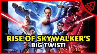 Star Wars SPOILERS: The Rise of Skywalker's Twist Explained! (Nerdist News w/ Dan Casey)