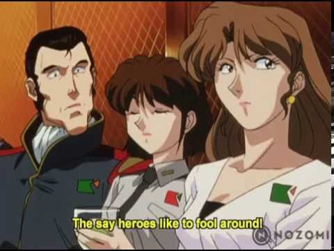 Irresponsible Captain Tylor OVA Episode 1 (Sub): An Exceptional Episode