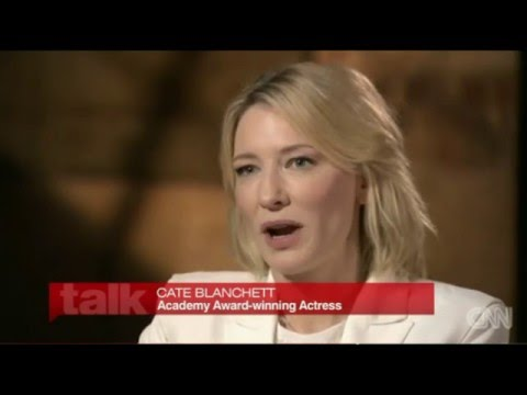 Cate Blanchett: Career & Family Life  Full Exclusive  on CNN