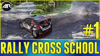 WRC 5 : RALLY SCHOOL!!! (Let