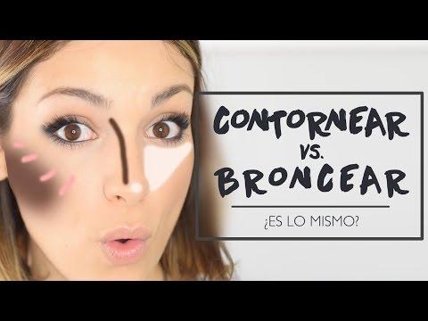 ¿Qué diferencia hay entre contornear y broncear? | facilisimo.com
