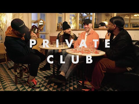 Youtube: Grünt Entretien : Private Club (Jazzy Bazz, Esso Luxueux, EDGE)