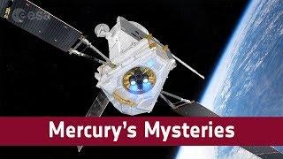 BepiColombo: Mercury
