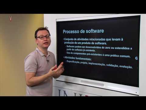 Engenharia de Software - Aula 01 - Modelos de processo de software e atividades de software
