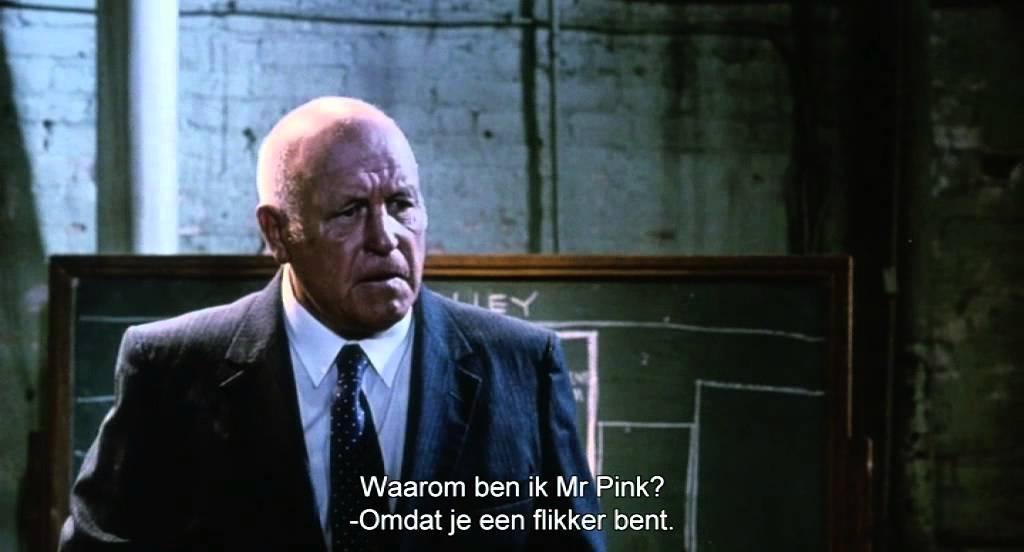 Reservoir Dogs - Bande Annonce
