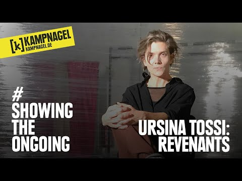 #ShowingTheOngoing: Ursina Tossi