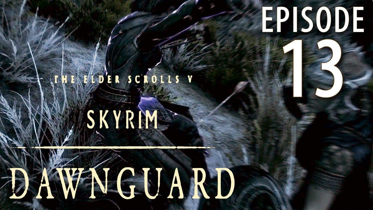 Skyrim dawnguard walkthrough in 1080p part 13 sorine s enhanced