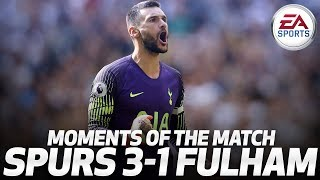 Download Video HARRY KANE NUTMEG | SPURS 3-1 FULHAM | MOMENTS OF THE MATCH MP3 3GP MP4