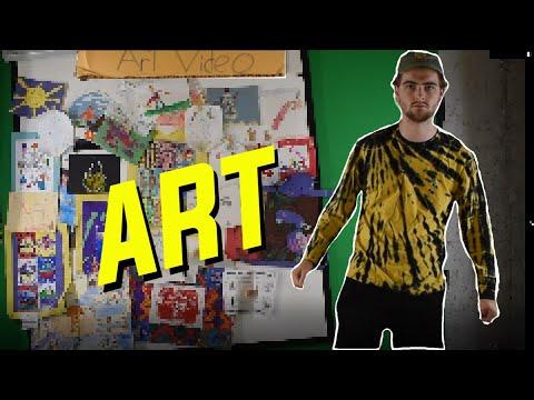 Epic Elementary School ART VIDEO