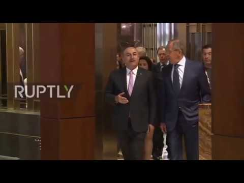 Philippines: Lavrov meets with Turkish and Chinese counterparts in Manila