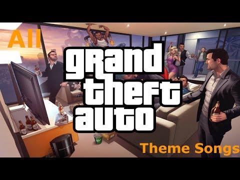 All GTA Theme Songs [1997 - 2013]
