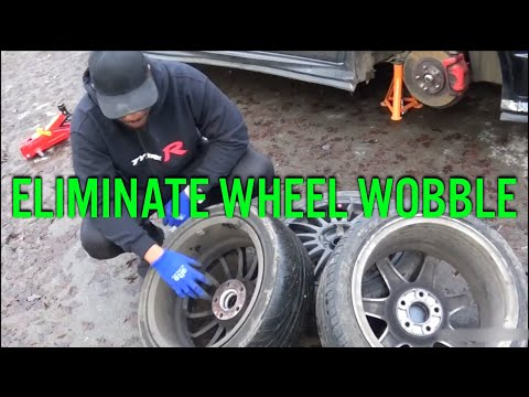 Why aftermarket wheels need hub centric rings / spigot rings