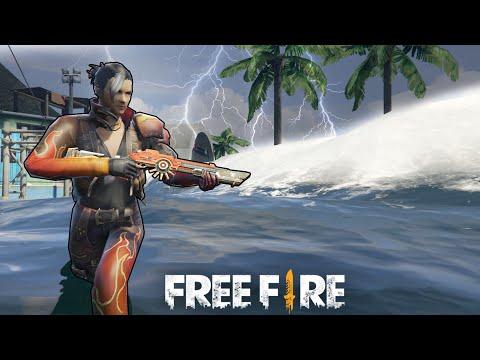 Free Fire เมื่อน้ำท่วมโลกฟีฟาย ฉบับเกรียน