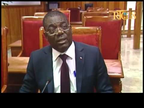 Kenneth  Merten, Coordonnateur Spécial pour Haïti, rencontre les parlementaire