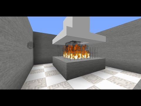 Comment Faire Des Cheminées Modernes Sur Minecraft?