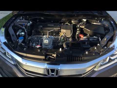 2013-2017 Honda Accord Spark Plug Replacement I4 DIY