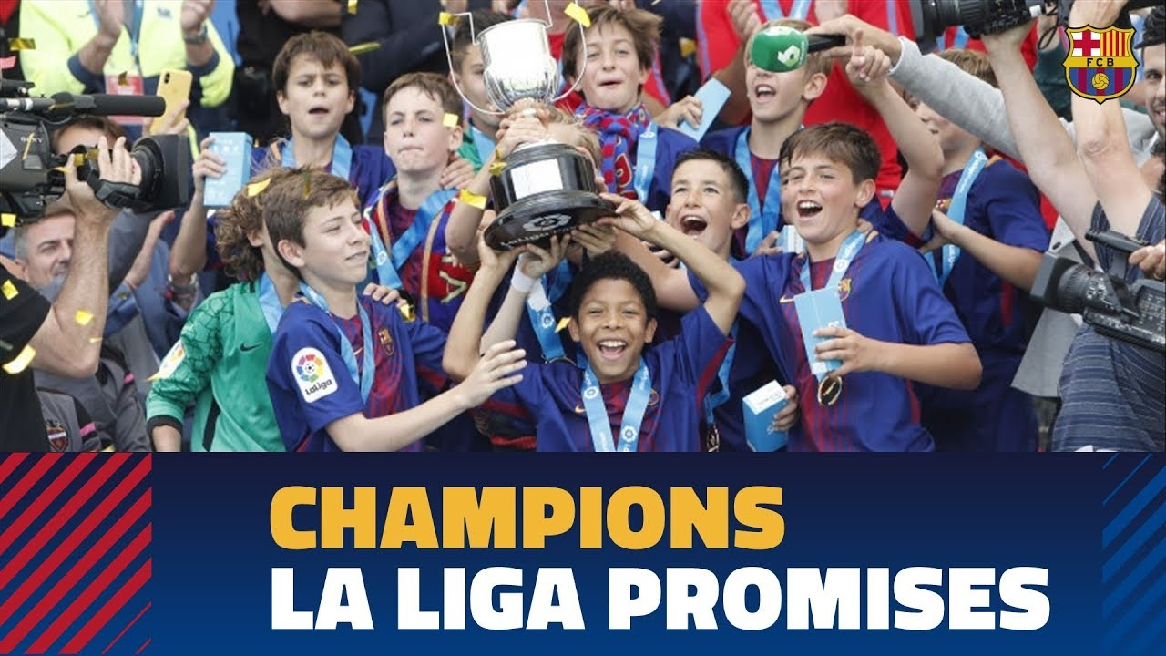 La Liga: LA LIGA PROMISES (Final): FC Barcelona