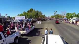 Brawley Cattle Call Parade  2014 (Highlights)