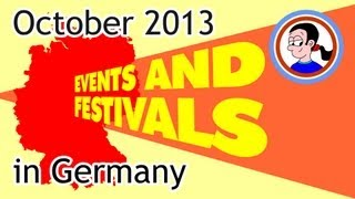 Events and Festivals: October 2013