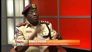 FRSC Boss Explains Reasons Behind Mental Evaluation On Traffic Offenders