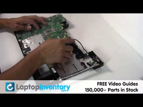 Gateway Motherboard Replacement Guide - Replacement Laptop Notebook Install Guide, Replace