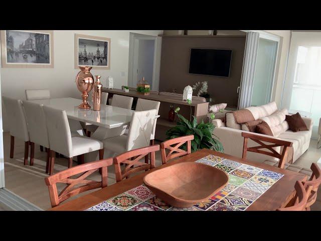 Cozinha + Varanda + Living
