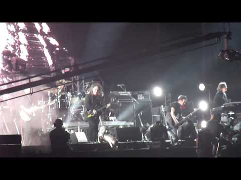 THE CURE-10 15 ON A SATURDAY NIGHT,KILLING AN ARAB LIVE MEXICO CITY 2013