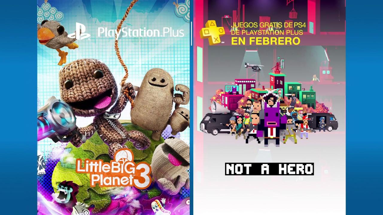Playstation Plus Seleccion De Juegos Gratis Febrero 2017 Ps4