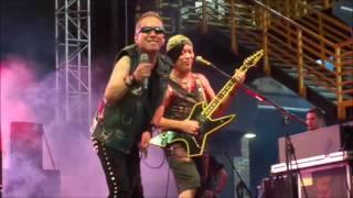 Loudness - Crazy Nights (Ostrava v plamenech 2017) LOUDNESS 検索動画 12