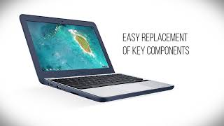 ASUS Chromebook C202SA YS02 11 6 Inch Water Resistant Design with 180 Degree Product Review  – NTR