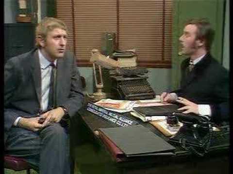 Monty Python - Motor Insurance sketch