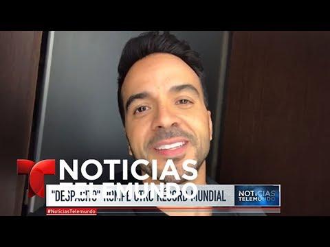Despacito rompe otro récord mundial | Noticiero | Noticias Telemundo