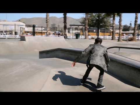 Game Change by J. Boykin #SkateboardSaxophonist