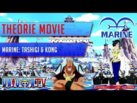 THEORIE MOVIE 6 #Marine (Tashigi & Kong)