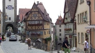 Rothenburg ob der Tauber - 2013