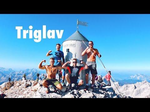 Výstup Na Triglav (Juslké Alpy - Slovinsko)