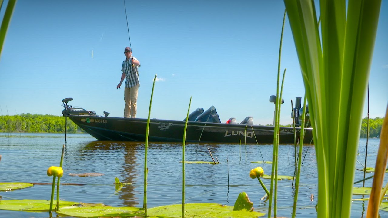 Dominate Panfish in Heavy Cover With Long Rods
