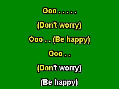 Don't Worry Be Happy - Bobby Mcferryn [Download FLAC,MP3]