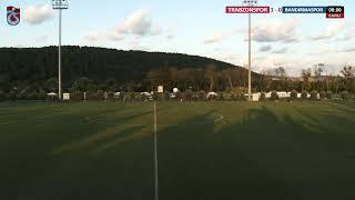 🎥🎙️ [ Hazırlık Maçı ] Trabzonspor - Bandırmaspor