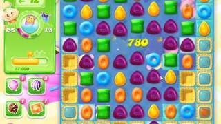 Candy Crush Jelly Saga Level 697 - NO BOOSTERS