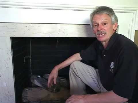 Fireplace Energy Top Reduces Energy Loss