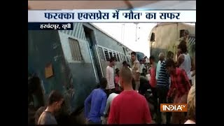 5 dead, several injured after 6 coaches of New Farakka Express train derailed near Raebareli