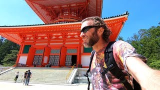 A Tour of KOYASAN, JAPAN   This Place Is Like a Dream