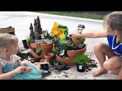 Creative Landscaping Broken Pot Plants From Ton Diy Projects